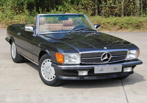 Mercedes 300 SL R107 * VERKAUFT *