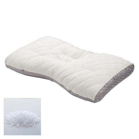 普通のかたさ ファインクオリティ フラボノイドパイプ枕商品写真