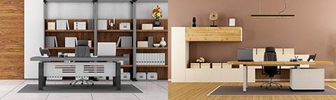 Möbel für Büro und Arbeitszimmer