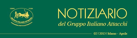 Testata della rivista del Gruppo Italiano Attacchi