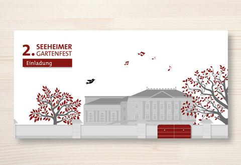 Einladungskarte 2013