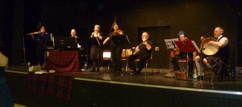 Schottische Tanzmusik aus Münster