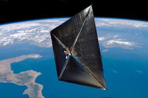 Voile solaire  (source image Google)