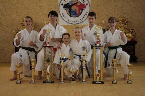 WKA internationale deutsche Meisterschaft Simmern - TOWASAN Karate Schule München