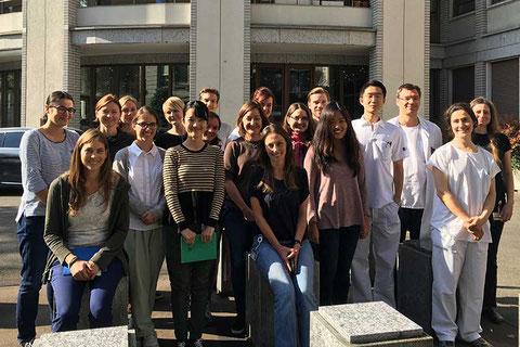 Team Scharl Lab 2017, Department of Gastroenterology and Hepatology  University Hospital Zurich
