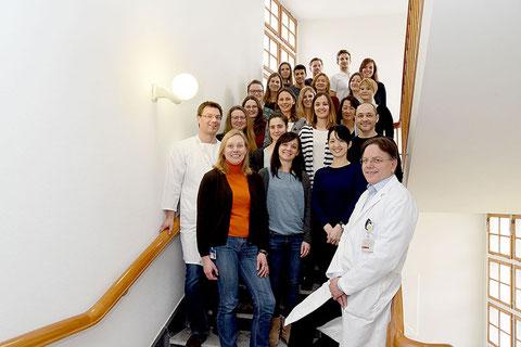 Team Scharl Lab 2018, Department of Gastroenterology and Hepatology  University Hospital Zurich