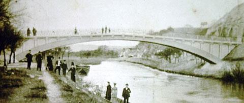 die 1.Brücke