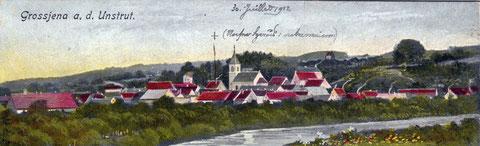 Ortsansicht um 1912