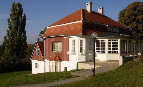 Ehemaliges Wohnhaus des Max Klinger
