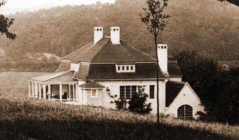 Das Wohnhaus von Max Klinger