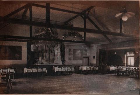 "Der Saal""Quelle Fotos:Familie Litzkendorf"""