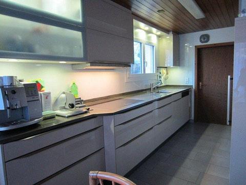 Küchenumbau Vorher/Nachher - KÄPPELI Küchen