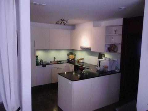Bild: Alte Küche Vorher Nachher