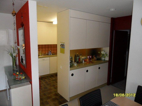 küchenumbau vorher/nachher - kÄppeli küchen - Küche Vorher Nachher
