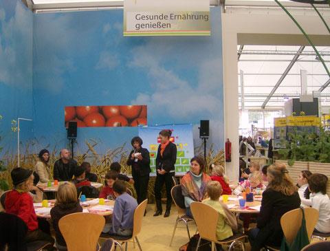 Ernährunghsführerschein am ZLF 2008