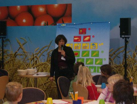 Ernährungsführerschein beim ZLF 2008