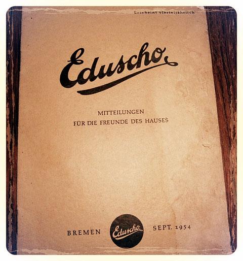 Eduscho Kurier 1954