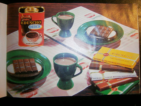Eduscho Werbung 1960