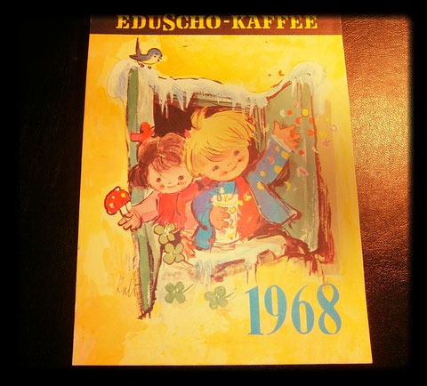 Eduscho Kalender 1968