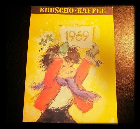 Eduscho Kalender 1969