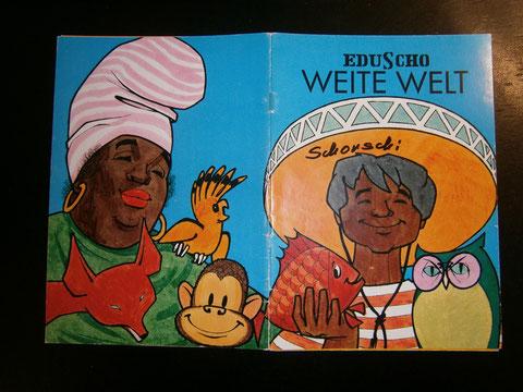 Eduscho Weite Welt 1970