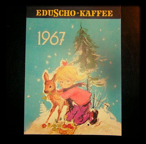 Eduscho Kalender 1967