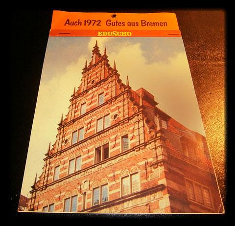 Eduscho Kalender 1972