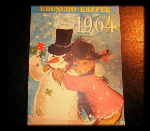 Eduscho Kalender 1964
