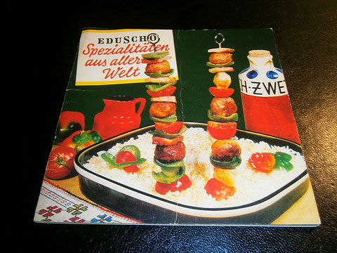 Eduscho Spezialitäten aus aller Welt 1960