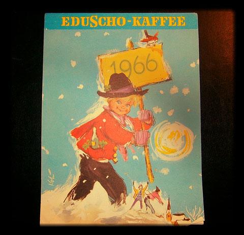 Eduscho Kalender 1966