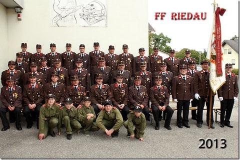 Freiwillige Feuerwehr Riedau 2013