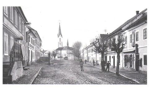 Dammstrasse um 1930