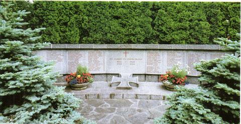 Kriegerdenkmal Riedau