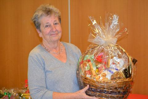 Hanni Burch gewinnt das St. Niklaus Preisjasset 2011