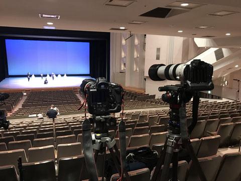 舞台写真撮影、動画撮影