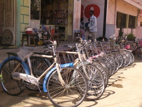 Kesingaの自転車屋