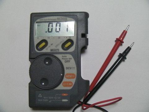 オーム電機MCD-008