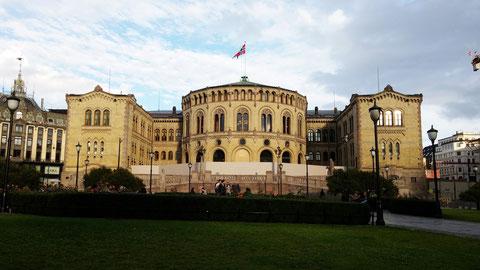 """Stortinget"" Oslo Parlament"