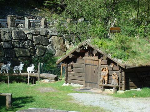 Randalstølen-Hütte