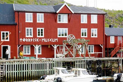Errichtet wurde das Museum von Johan B. Larsen