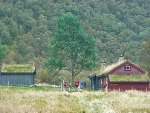 Gebiet des ehemaligen Bauernhofes Mån