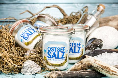 Meersalz, Ostsee Salz, Mineralien, Ausdauersport