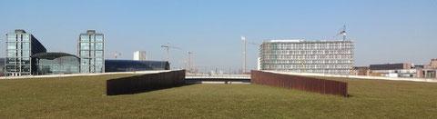 Möglicher Ort für das Mahnmal für die Opfer des Kommunismus in Deutschland