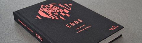 """Catalogue exposition """"Erre"""" Centre Pompidou"""