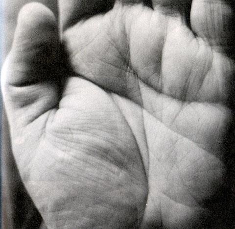 Guy Debord main de l'auteur