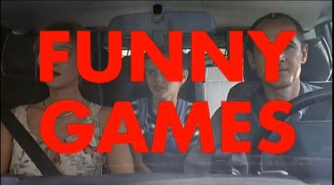 Extrait Funny games de Mathieu Arbez