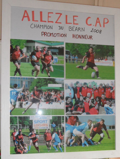 champion du Béarn 2008
