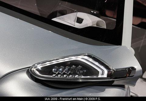 schicke Details,  BB1 von Peugeot