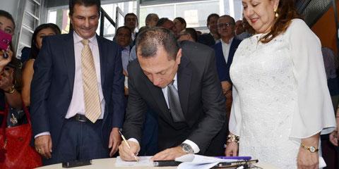 nuevo alcalde de Armenia