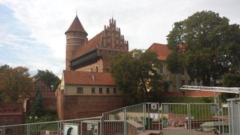 Schloss Olsztyn/Allenstein